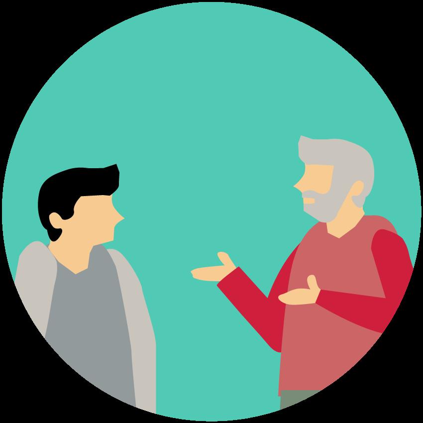 advice-in-circle